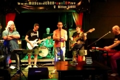 Blues Blaster Seven BB7 on Tour