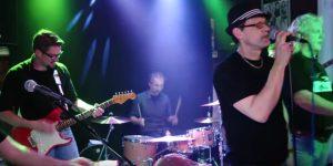 Blues Blaster Seven beim 44. Neckarfest in Rottenburg