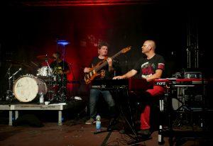 Blues Blaster Seven BB7 bringen die Bühne zum Beben