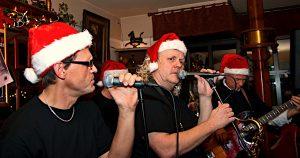 Blues Blaster Seven (BB7) wünscht Euch rockige Weihnachten!