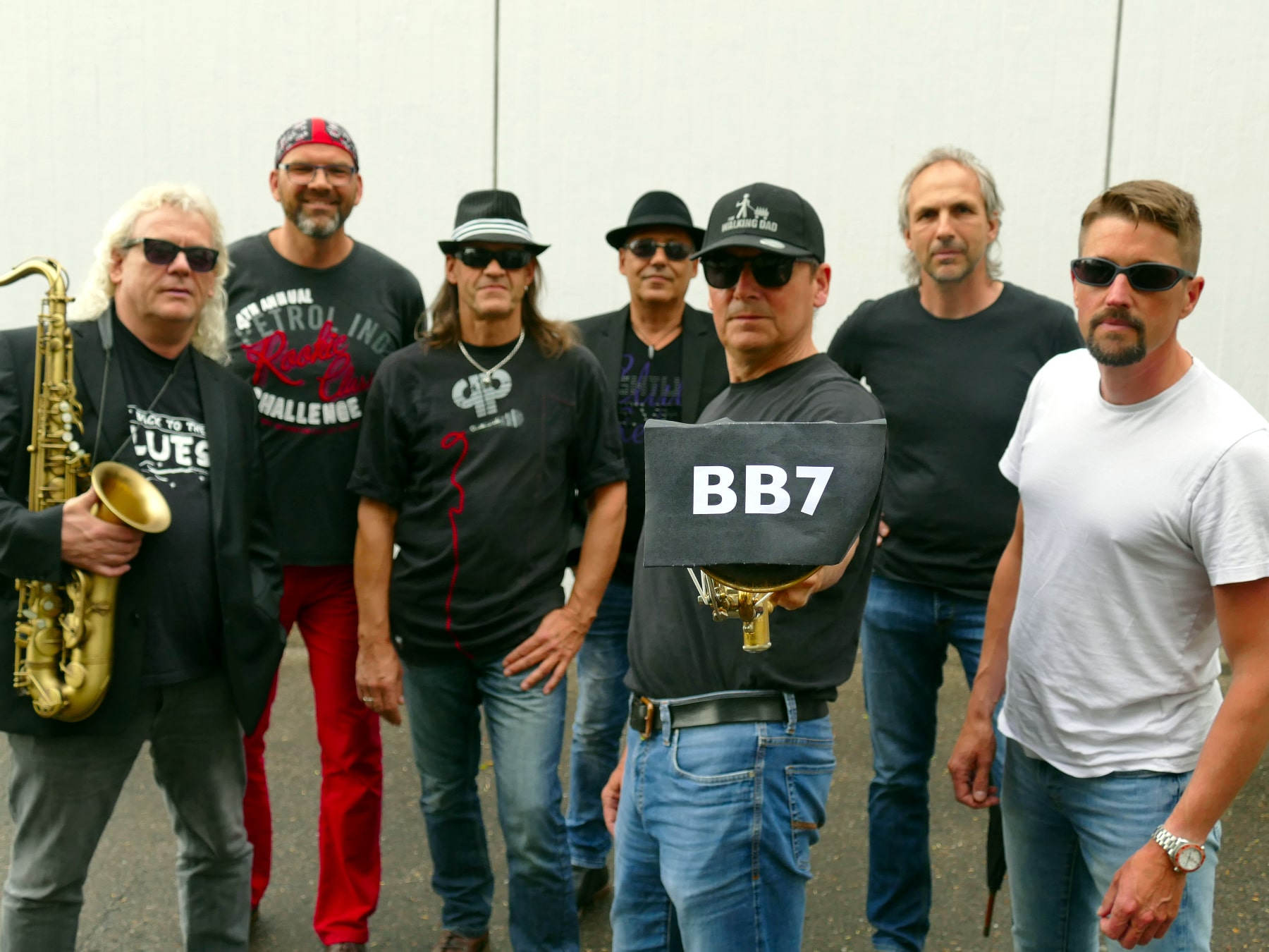 Blues Blaster Seven - BB7